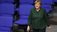 Zwei Drittel der Deutschen befürworten Merkels Kandidatur