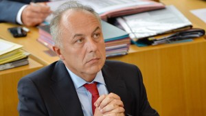 Früherer Minister Machnig verliert Klage gegen Thüringen