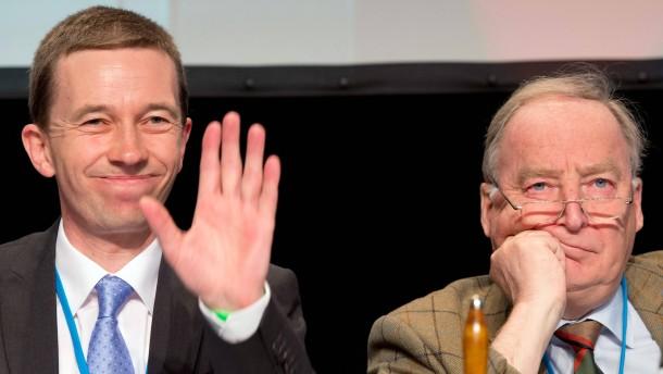 "Gauland will ""liberalen Flügel ohne Lucke"""