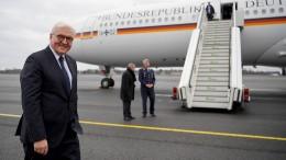 Minister müssen auf Linienflüge ausweichen