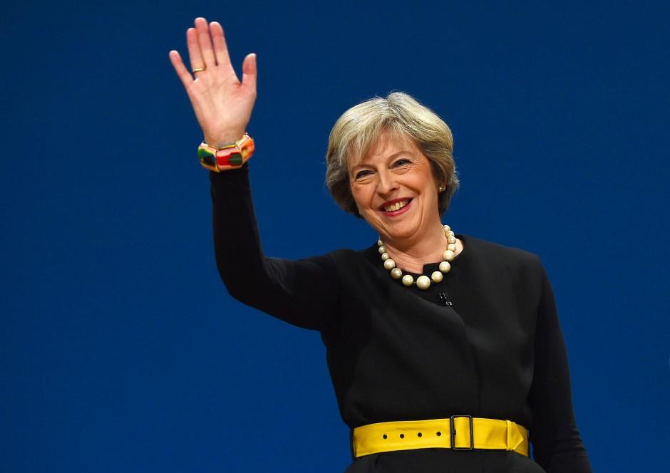 Beim Parteitag in Birmingham standen die Tories noch geschlossen hinter May – so schien es zumindest.