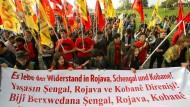 PKK rekrutiert Kämpfer auch in Deutschland
