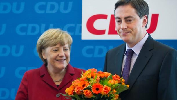 CDU-Parteigremien zur Niedersachsen-Wahl
