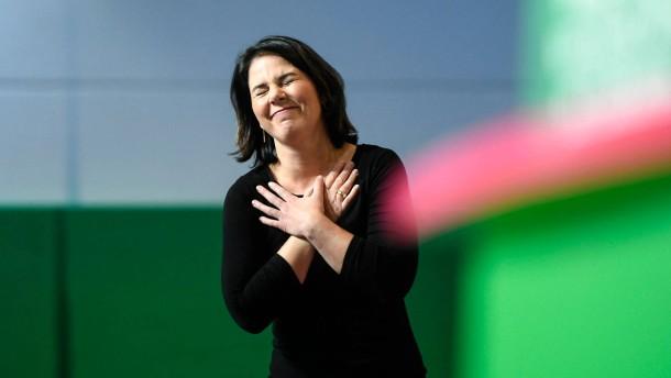 Grüne auf Platz eins – Union verliert sieben Prozentpunkte