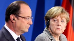 Parameter einer deutsch-französischen Krise