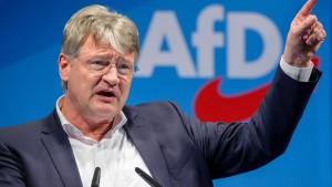 AfD legt eine Million Euro für mögliche Strafzahlung beiseite