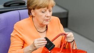"""""""Merkel hintertreibt Aufklärungsversuche"""""""