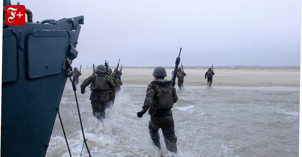Die Rettung der deutschen Marine kommt von den Niederländern