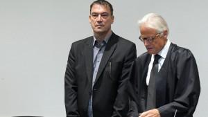 Früherer SPD-Politiker Förster zu Haftstrafe verurteilt