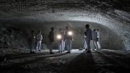 Unterirdisch: Die Erkundung der Salzstöcke in Gorleben ist derzeit ausgesetzt