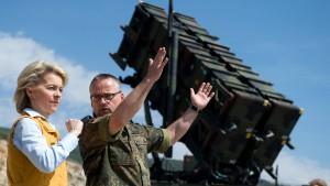 """Verteidigungsministerium will angeblich """"Meads"""" kaufen"""