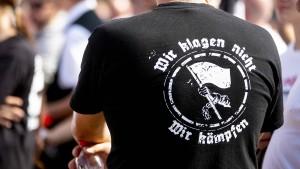 Polizei geht von 43 rechtsextremistischen Gefährdern aus