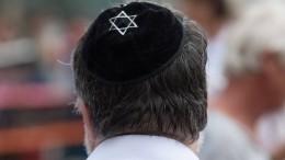 """Jüdischer Professor wirft Polizei """"Lügen"""" vor"""