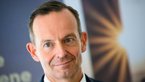 Lindner schlägt Wissing als neuen FDP-Generalsekretär vor