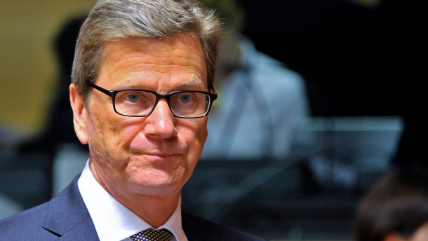 RIP Guido Westerwelle, first gay Vice Chancellor of