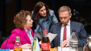 So will die FDP weiblicher werden