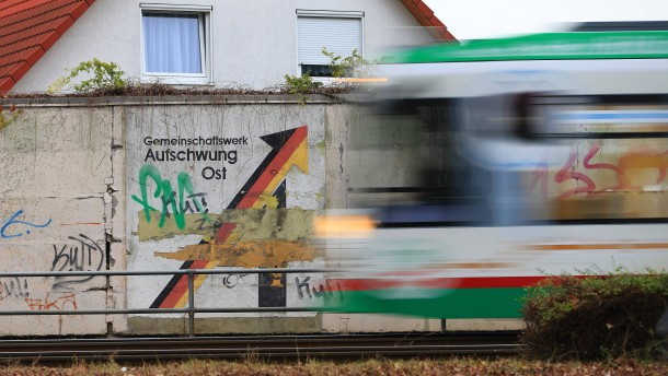 """""""Ostdeutschland auf dem richtigen Weg"""""""