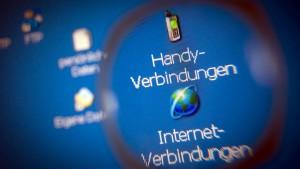Bundestag beschließt Vorratsdatenspeicherung