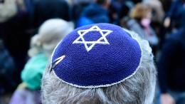 Angriff auf Israel-Kundgebung