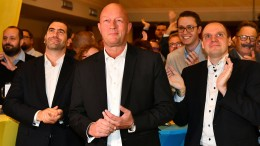 Die FDP zieht in Thüringer Landtag ein