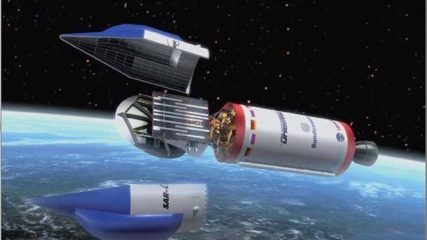 Späh-Satelliten werden um 155 Millionen Euro teurer