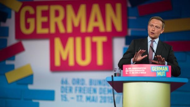 Mit German Mut zurück in den Bundestag