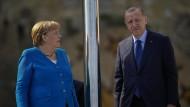 Erdogan empfängt Merkel: Wünsche der neuen Regierung jetzt schon viel Erfolg