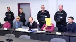 Angeklagte wegen Körperverletzung mit Todesfolge verurteilt