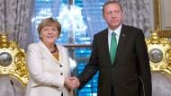 Merkels Politik