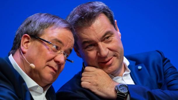 Mikado-Spiel um den CDU-Vorsitz