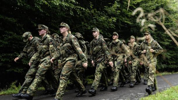 Darum haben Frauen in der Bundeswehr so wenig zu sagen