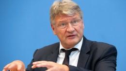 """""""Steinmeier redet Unfug"""""""