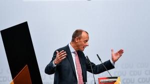 CDU-Wirtschaftsrat warnt vor Abschwung