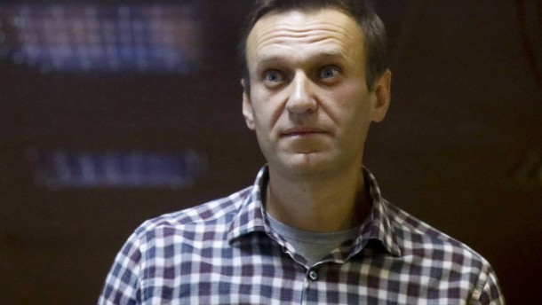 Nawalnyj kündigt Ende seines Hungerstreiks an