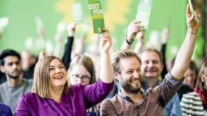 Wie die Grünen in Hamburg die Macht übernehmen wollen