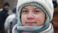 Die schwedische Schülerin Greta Thunberg setzt sich für Klimaschutz ein.