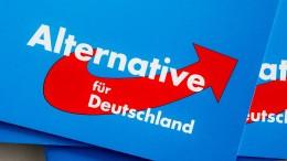 AfD legt Einspruch gegen Landtagswahl in Sachsen ein