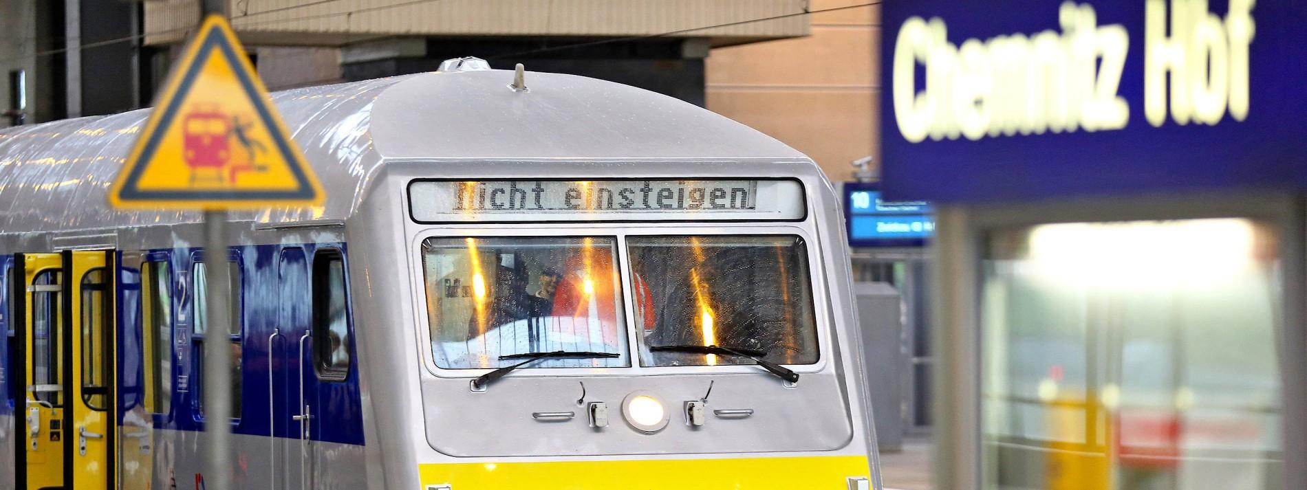 Chemnitz, die abgehängte Stadt