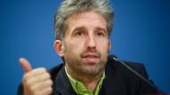 Der Tübinger Oberbürgermeister Boris Palmer polarisiert die Grünen.