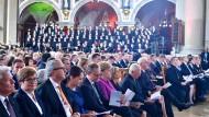 Immer mehr Führungsfiguren innerhalb der CDU sind katholisch.