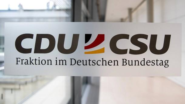 CDU-Sozialflügel fordert Verhaltenskodex wie bei CSU