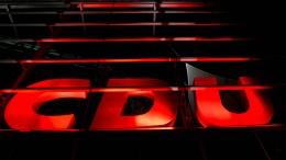 CDU benutzte ungefragt Videomaterial von ARD und ZDF