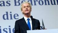 Geert Wilders soll Pegida retten