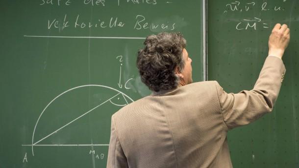 Nie wieder Mathe?