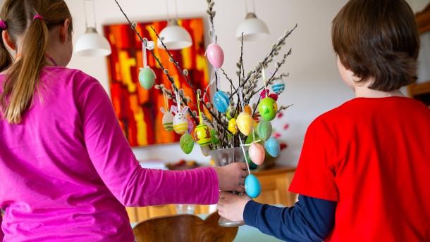 Verwandtenbesuche über Ostern?