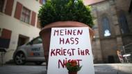 Ansbach hört nicht auf zu helfen