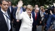 Merkel bekommt Rückendeckung – mit Einschränkungen