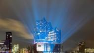 Endlich fertig: Die Elbphilharmonie öffnet am Mittwoch ihre Tore für die Öffentlichkeit.