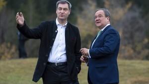 CDU und CSU offenbar schon einig über Wahlprogramm