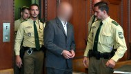 Der Reichsbürger Wolfgang P. wurde am 23. Oktober wegen tödlicher Schüsse auf einen Polizisten zu lebenslanger Haft verurteilt worden.